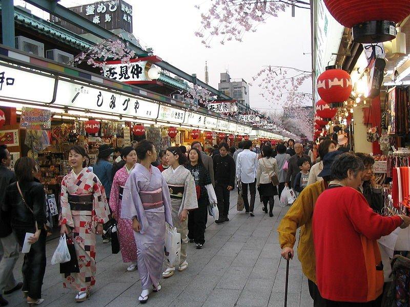 10 Wisata di Tokyo Utara
