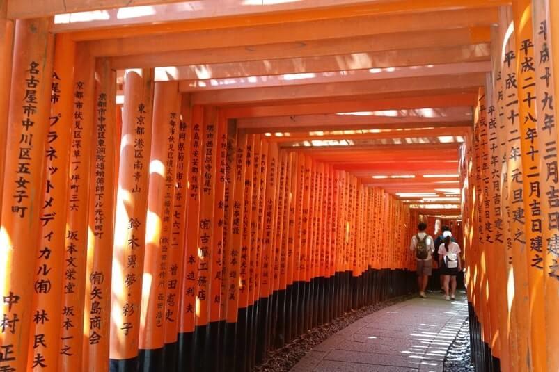 Hanazono Inari Jinja