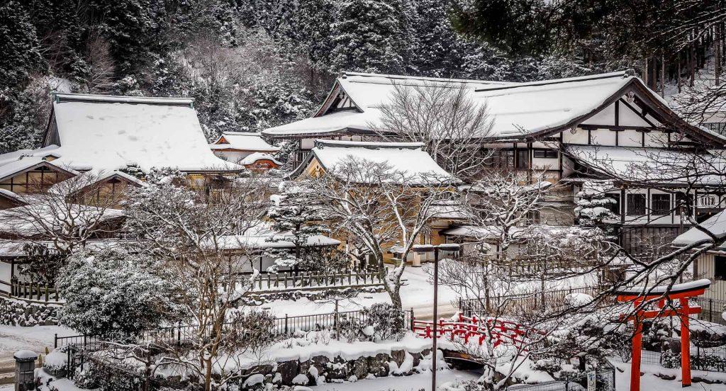 Paket Wisata ke Jepang Januari 2021