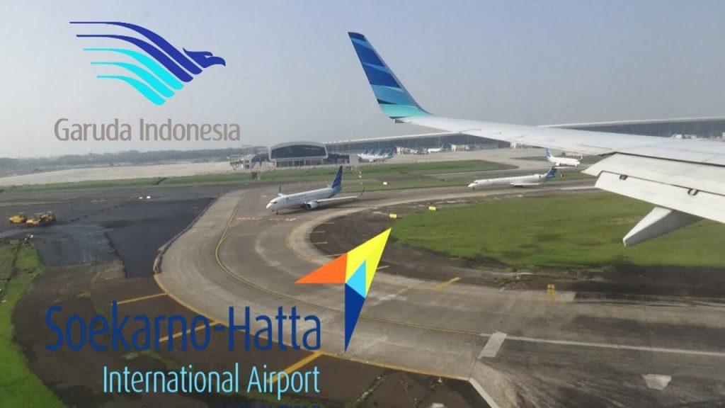 Soekarno Hatta International Airport - Paket Tour Jepang April 2021