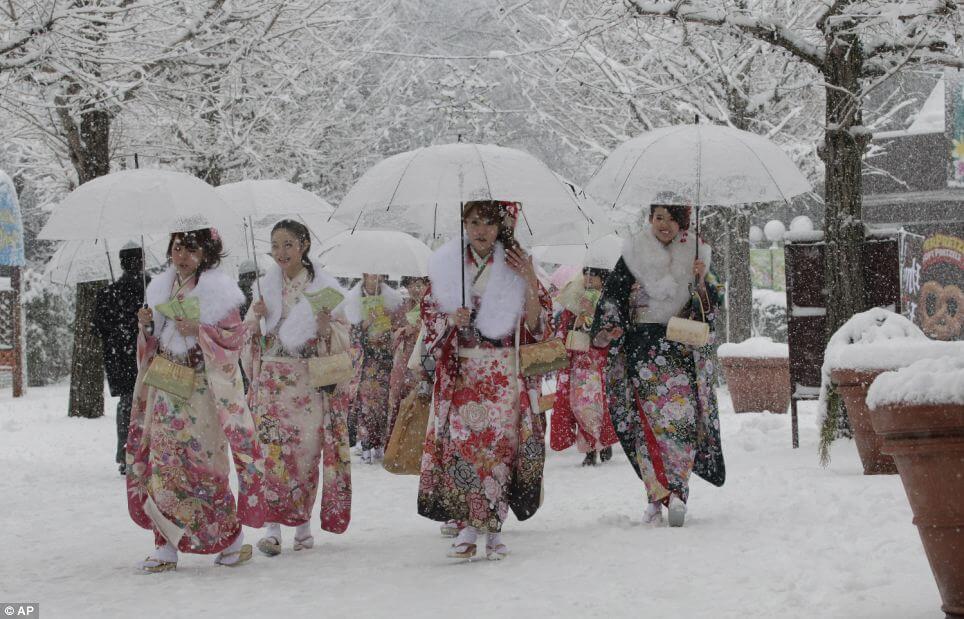 Jalan Jalan ke Jepang Januari 2021