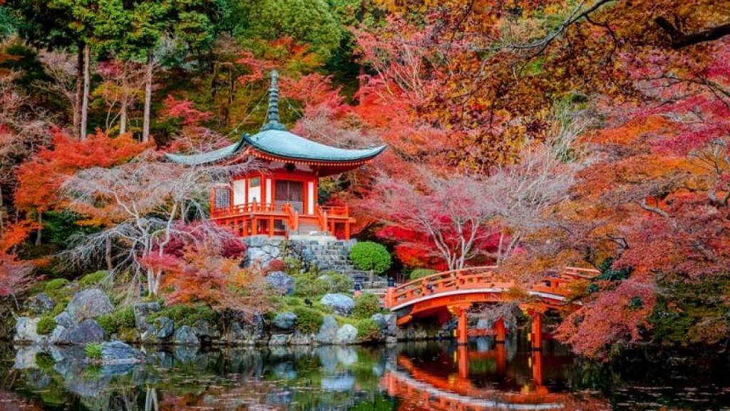 Paket Wisata ke Jepang Oktober